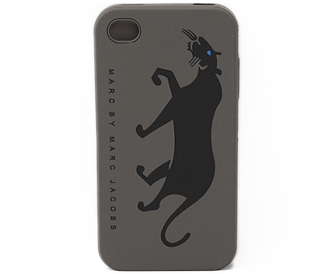 marc jacobs iphone 4 case panther