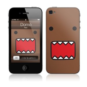domo iphone 4 skin