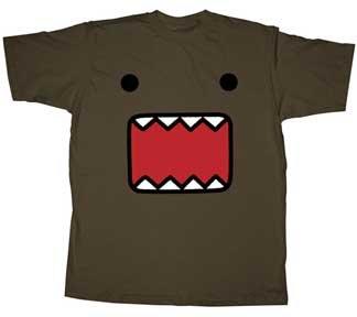 domo t shirt