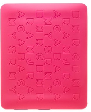 marc jacobs ipad case pink