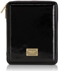 michael kors ipad leather case